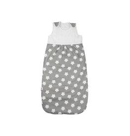 "Baby sleeping bag ""stars grey"" 105cm"