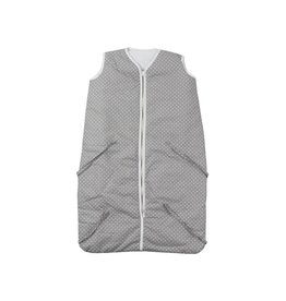 "Schlafsack ""Punkte grau"" 70-90 cm"