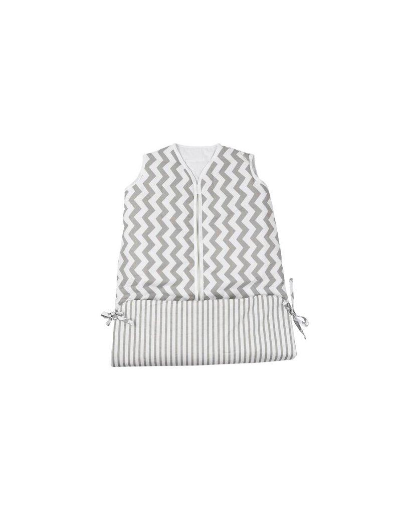 "Baby sleeping bag ""chevron"" 70-90 cm"