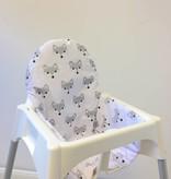 """Sitzkissen """"Füchse"""" für Ikea Antilop"""