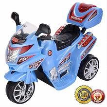 Elektrische Trike Blauw