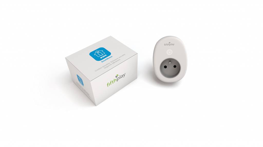 fifthplay Smart Plug - BE