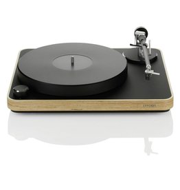 Clearaudio Concept MM Wood inklusive Satisfy Kardan Black-Aluminum Tonarm