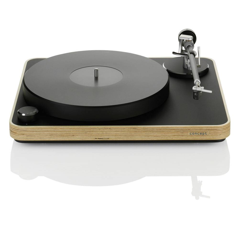Clearaudio Concept MM Wood