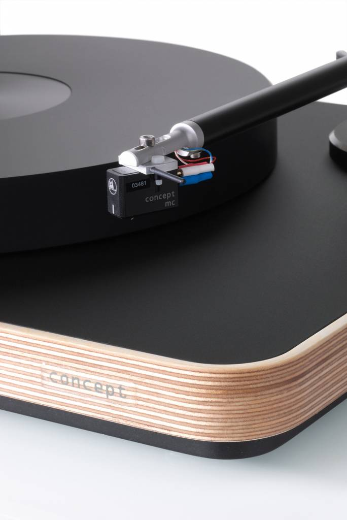 Clearaudio Concept MC Wood