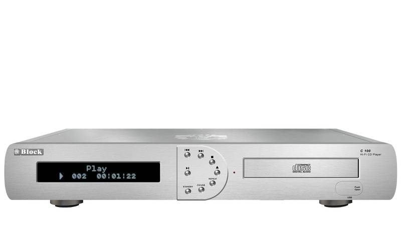 Block Audio C -100 MKII