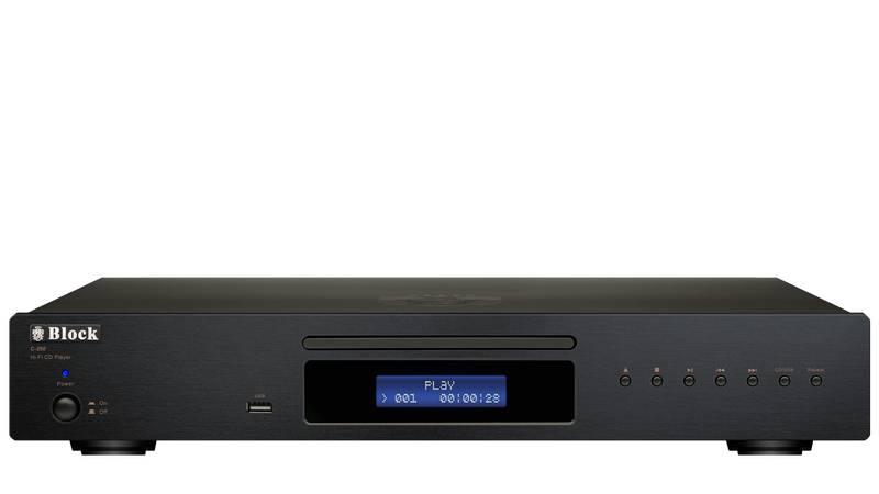 Block Audio C-250 CD-Player