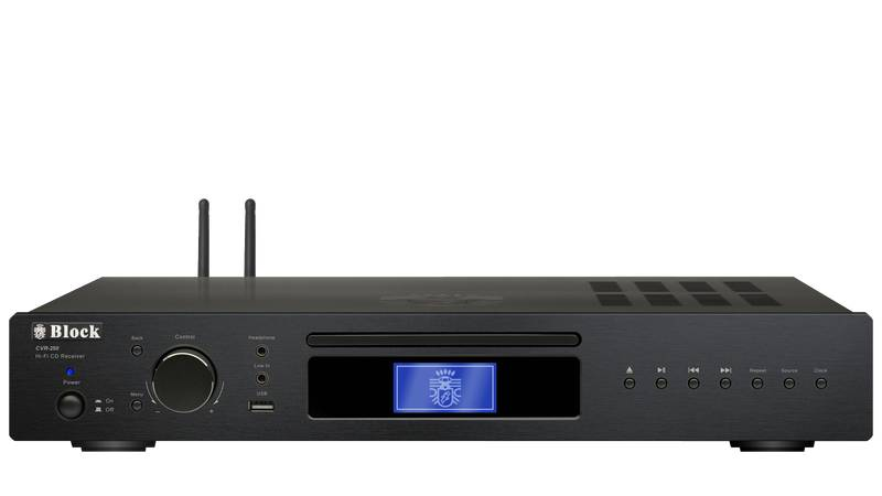 Block Audio CVR-250 CD-Internet-Receiver