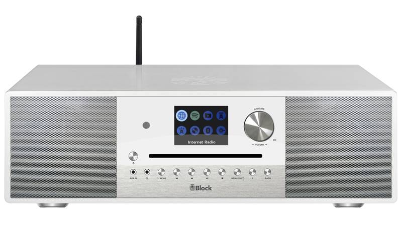 Block Audio SR-100 Smartradio