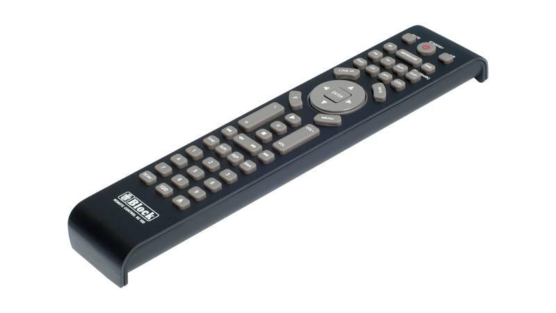 Block Audio BB-100 MKII CD-Internet-Boombox