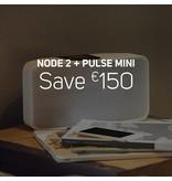 Bluesound Node 2 + Pulse Mini