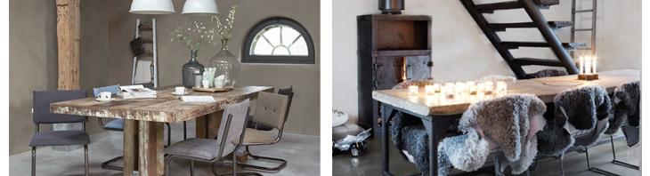 zo kun je met stoere meubels een scandinavisch interieur een industrieel tintje geven of maak je je industrile woning juist wat lieflijker met mooie