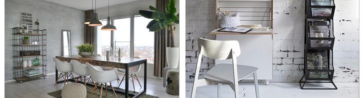 de landelijke stijl is daarom bij uitstek de d stijl om te combineren met een industrieel interieur