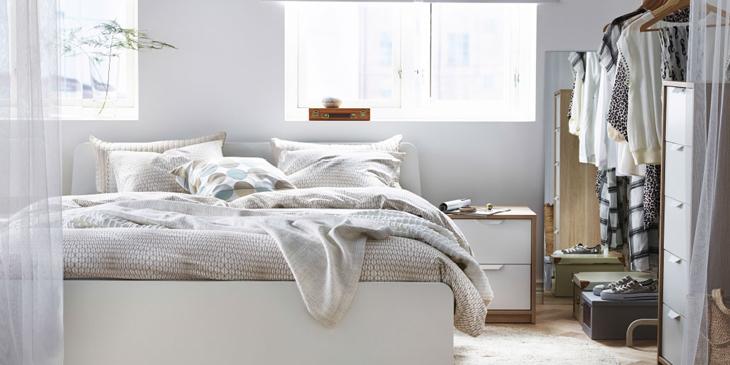 8 tips, foto's & inspiratie voor het inrichten je slaapkamer, Deco ideeën
