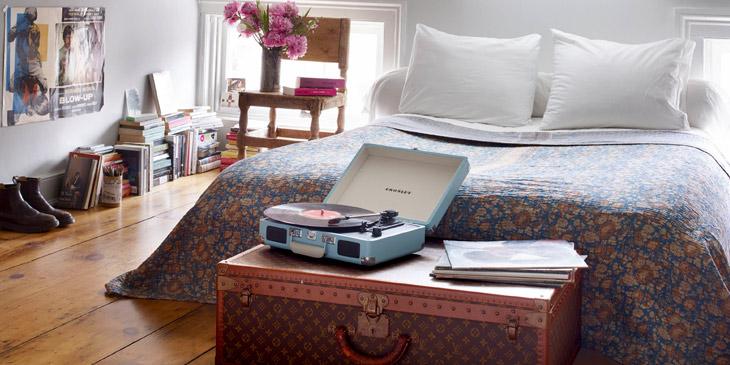 15 tips voor het inrichten van een klein huis of appartement city interiors - Inrichten van een kleine volwassene slaapkamer ...