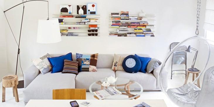 15 Tips voor het inrichten van een klein huis of appartement ...