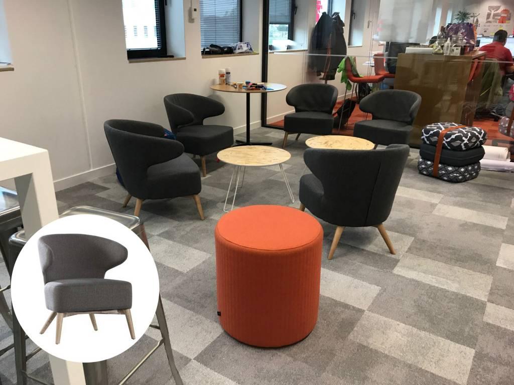 Inrichting vergaderruimte ING Leeuwarden