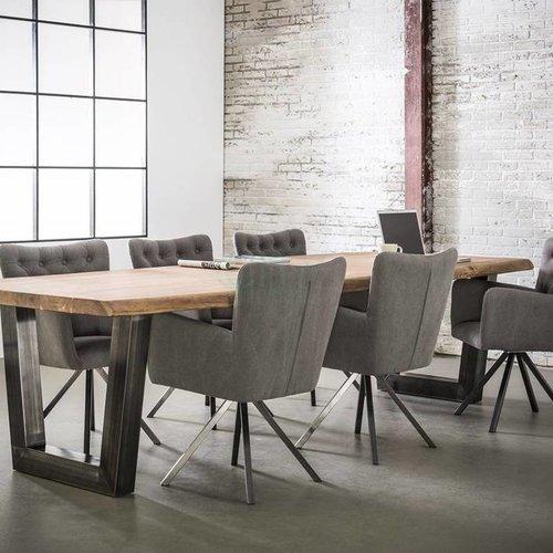 TREND: De perfecte industriële eetkamertafel in je interieur!