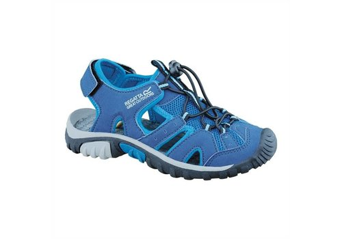 Regatta Deckside Blauw Sandalen Kids