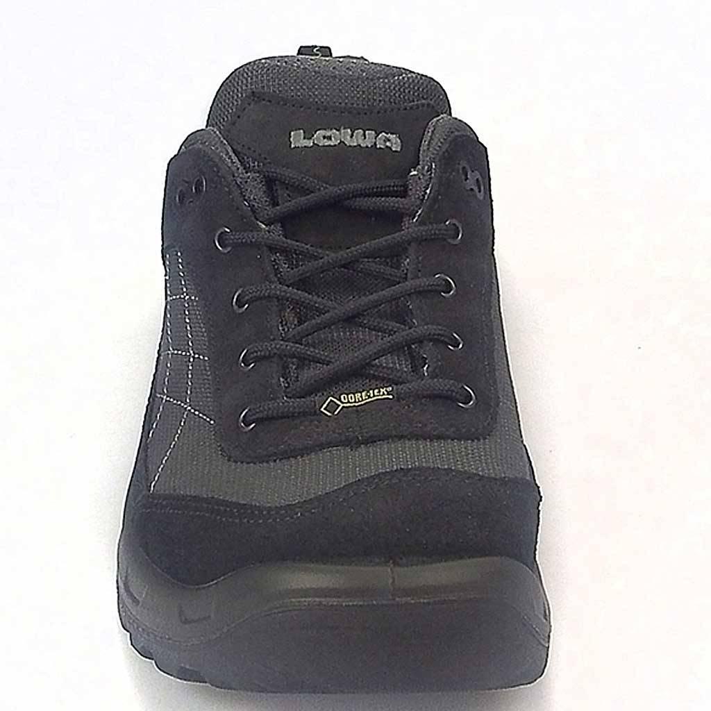 Iowa Taurus Chaussures Noires Pour Les Hommes DCWrHU