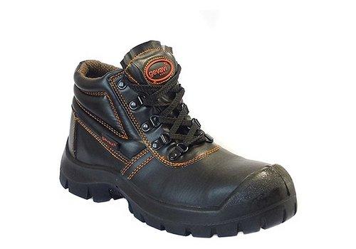 Gevavi GS12 S3 Zwart Werkschoenen Uniseks
