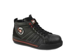 Redbrick Onyx Zwart S3 Werkschoenen Heren