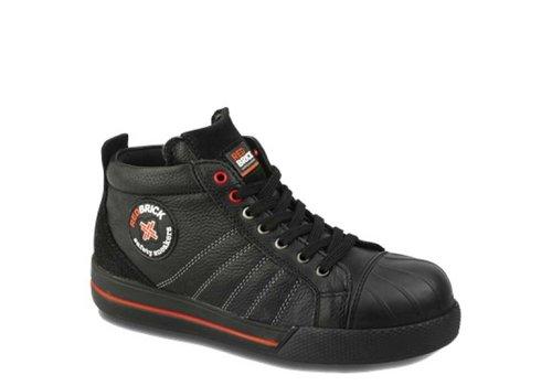 Redbrick Onyx Zwart Werkschoenen Heren