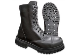 Brandit Phantom Boots 10 Eyelet Zwart Legerkisten Uniseks