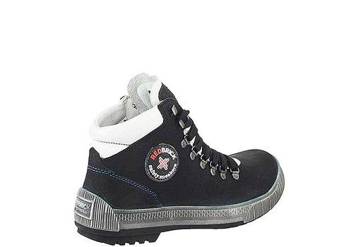Redbrick Jumper Safety Sneakers S3 Zwart Werkschoenen Heren
