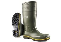 Dunlop Acifort Groen Laarzen Heren