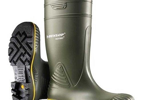 Dunlop Acifort Laarzen Groen Laarzen Heren