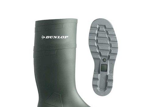 Dunlop Hobby PVC W486711 Groen Knielaars Heren