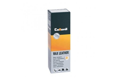 Collonil Outdoor Active Leather Wax Tube 75ML Onderhoud