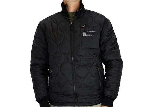 Fostex Cold Weather Jacket Zwart Winterjassen Uniseks