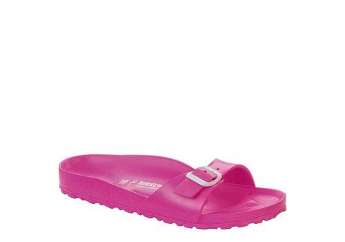 Birkenstock Madrid EVA Neon Pink Slippers Dames