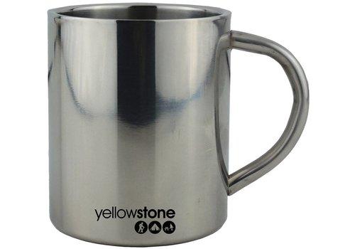 Yellowstone 300ml Roestvast stalen Mok