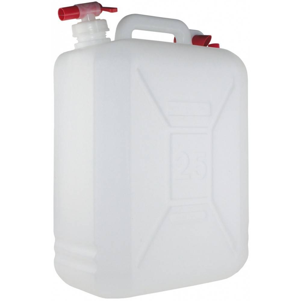 jerry can 25 liter yellowstone met tap bd store. Black Bedroom Furniture Sets. Home Design Ideas