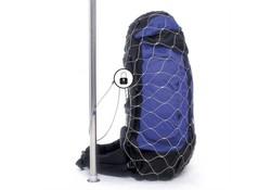 Pacsafe 85L Anti-Diefstal Bagage Net