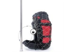 Pacsafe 55L Anti-Diefstal Bagage Net