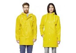 Tretorn Wings Rain Jacket Spectra Yellow Regenjas Uniseks