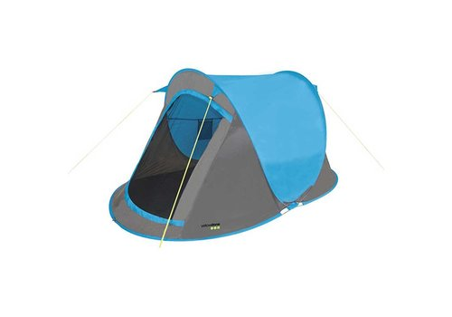 Yellowstone Fast Pitch 2 Blauw Pop-Up Tent