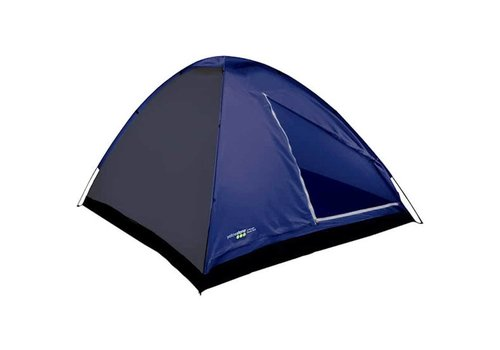Yellowstone 2 Persoons Koepeltent Blauw