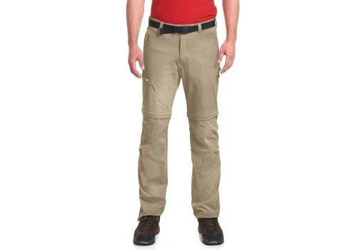 Maier Sports Tajo 2 Pants Zip-Off Lang Khaki Outdoorbroek Heren