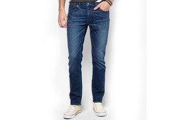 Levi's 511 Slim Fit Valley Ford Blue Jeans Heren