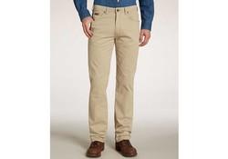 Wrangler Arizona Stretch Camel Jeans Heren