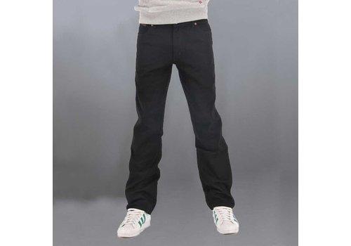 Wrangler Texas Reactive Black Jeans Heren