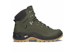 Lowa Renegade GTX Mid Forest Dark Brown Wandelschoenen Heren