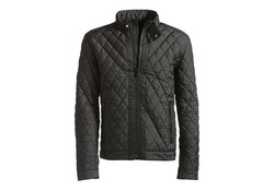 MGO Leisure Wear Mark's Jacket Black Winterjassen Heren
