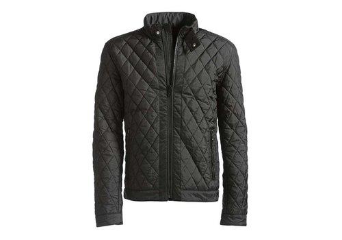 MGO Leisure Wear Mark's Jacket Black Winterjassen Heren