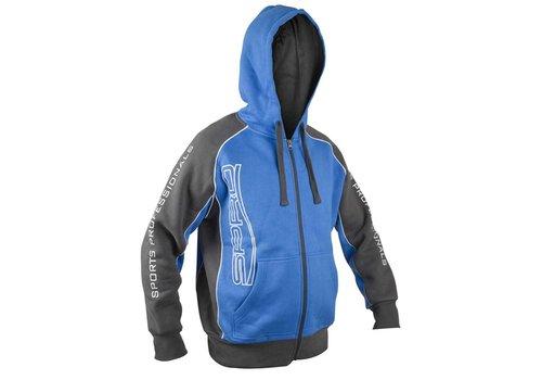 Spro Competition Hoody Blauw-Zwart